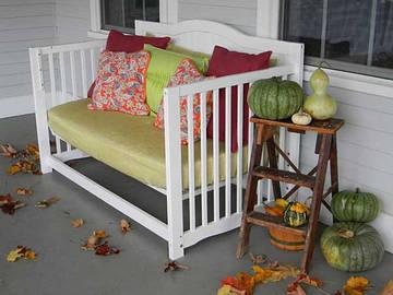 Может ли детская кроватка быть долгожителем? :)