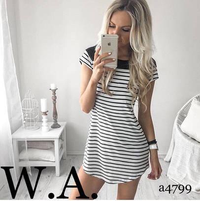 Женское летнее платье №102-2.124
