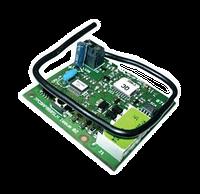 Приемник встраиваемый 1-канальный FAAC RX RP1 868 SLH