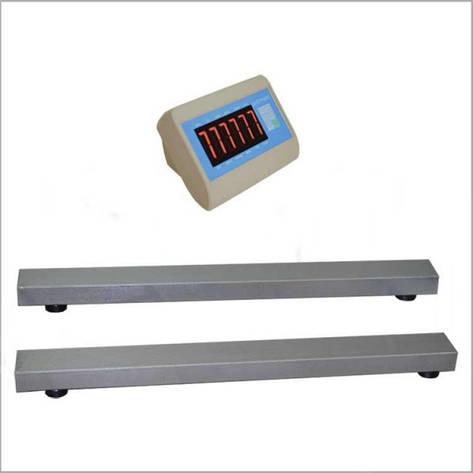 Весы реечные ВПД-СТ-0,5т, фото 2