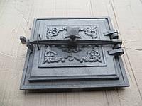 Дверка чугунна топочна Поліська (П-3) 365*330
