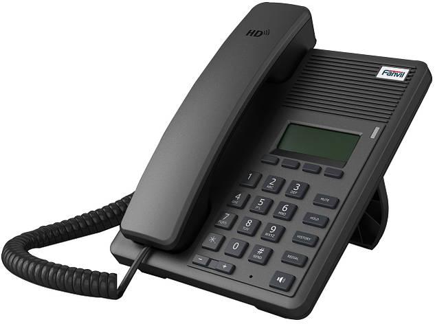 IP телефон Fanvil F52H начального уровня, фото 2