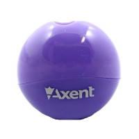 Точилка для карандашей  Axent   пластиковая круглая