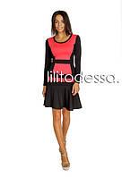 Платье с заниженной юбкой, фото 1