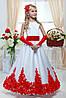 Платье выпускное детское нарядное D617