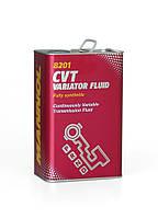 Трансмиссионное масло Mannol CVT Variator Fluid (4L) metal