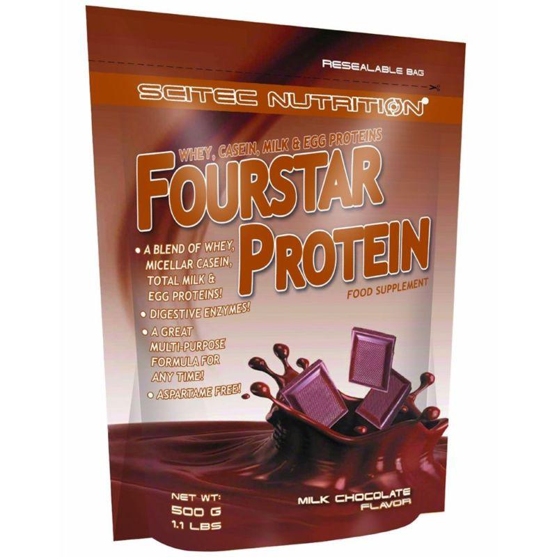 Fourstar Protein Scitec Nutrition 500 g