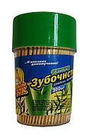 Зубочистки Фрекен Бок (бамбук) - 300 шт.