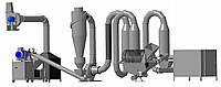 Линия по производству топливных брикетов ЛПТБ-350