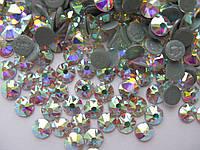 Термо-стразы ss20 Crystal AB, Xirius 16 граней, 1440шт. (4,6-4,8мм)