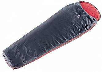 Спальный мешок Deuter Two Face black/cranberry (37061 7500 1)