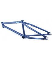 "Рама BMX FLYBIKES LAGO 20.6"" flat dark blue 2011 FRAB-58-06"
