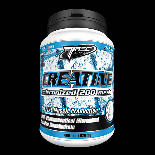Креатин Creatine Micromized 200 Mesh - 400 капсул