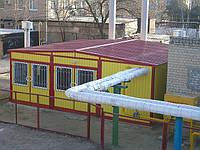Транспортабельная газовая котельная Колви КМ-2-2600-Т-Гн-Колви1300 (2600кВт. )