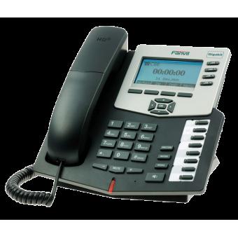 Fanvil C66 IP - телефон среднего уровня, PoE