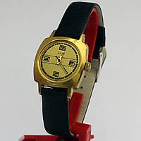 Советские часы Луч позолоченные