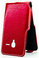 Чехол Status Side Flip Series Alcatel One Touch 4013d PIXI 3 Red