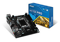 MSI H110I PRO Socket 1151
