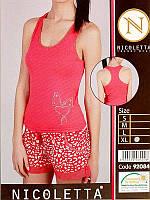 Комплект майка + шорты ТМ Nicoletta 92084