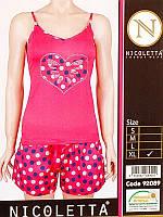 Комплект майка + шорты ТМ Nicoletta 92089