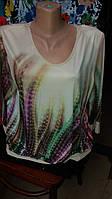 Женская блуза большого размера , фото 1