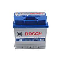 Аккумулятор BOSCH S4 52Ah-12v (207x175x190) правый +