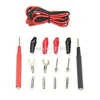 Набор щупов для мультиметров тестеров, фото 1
