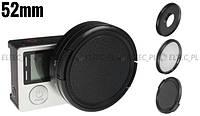 Защитный комплект (адаптер, фильтр, крышки) 52мм для GoPro Hero 3, 3+ 4 (GP125) Massa