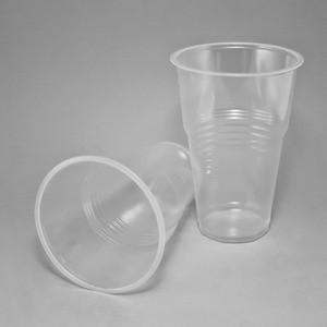 Стакан пластиковый одноразовый 500мл Атем 3,5гр