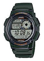 Мужские японские часы CASIO AE-1000W-3A