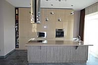 Кухонная столешница-остров, фото 1