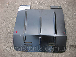 Защита двигателя Renault Kangoo 1998-2008 (Рено Кангу), фото 2
