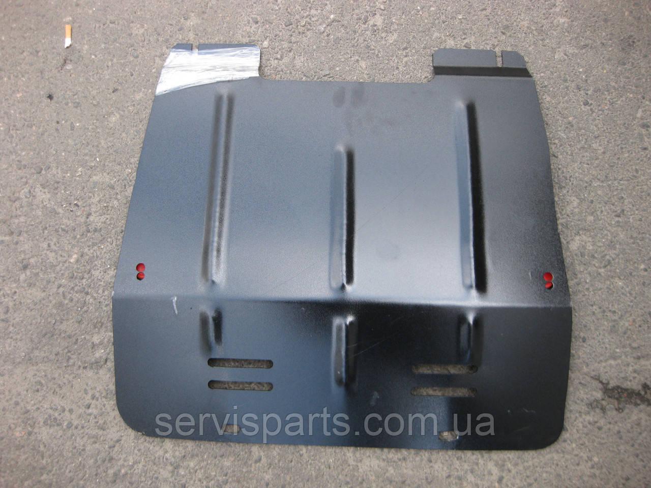 Защита двигателя Renault Kangoo 1998-2008 (Рено Кангу)