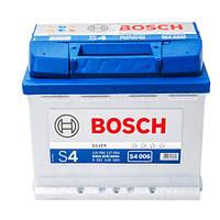 Аккумулятор BOSCH S4 60Ah-12v (242x175x190) левый +