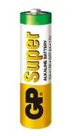 "Батарейка ""пальчикова"" AA GP Super Alkaline LR6"