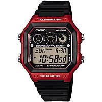 Мужские японские часы Casio AE-1300WH-4A