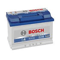 Аккумулятор BOSCH S4 74Ah-12v (278x175x190) правый +