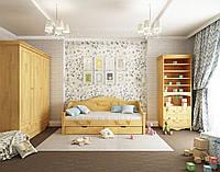 Детская кровать Барби, фото 1