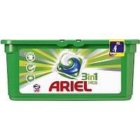 Ariel Pods 3in1 28шт. Универсальные Капсулы для стирки/гель-капсулы