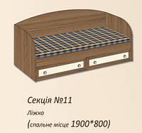 "Кровать ""Фаворит"" 80х190"