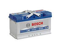 Аккумулятор BOSCH S4 80Ah-12v (315x175x175) правый +