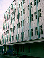 Фасадные панели вентилируемых фасадов