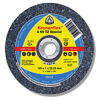 Отрезной круг Klingspor A 60 TZ Special 125X1,0X22,23 GER