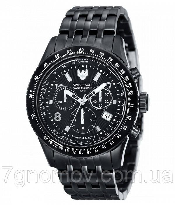Часы наручние SwissEagle. Fly SE-9023-33