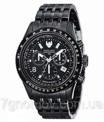 Часы наручние SwissEagle. Fly SE-9023-33, фото 2