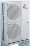 Тепловые насосы Mitsubishi Electric ZUBADAN