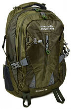 Рюкзак Royal Mountain 8437 dark-green темный зеленый 45 л