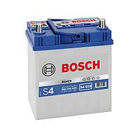 Аккумулятор BOSCH S4 40Ah-12v (187x127x227) правый +