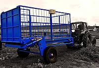 Трап-тележка для транспортировки и взвешивания животных