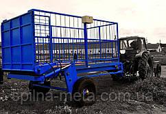 Трап-візок для транспортування та зважування тварин